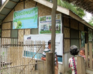 Coconut processing project (2)