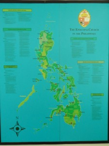 ECP Map