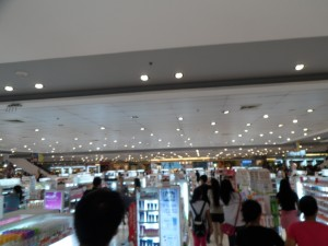 Manila department store