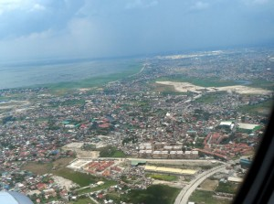 Manila from the air (1)