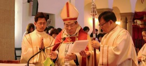 Archbishop Paul Kim