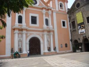 Manila Intramuros St Augustin