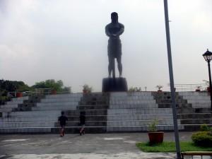 Manila hero park1