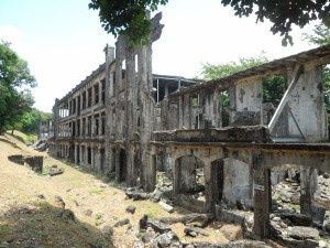 Corregidor Middle barracks (2)