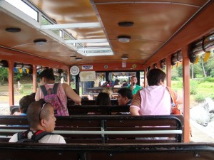Corregidor tour bus (2)