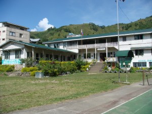 Bontoc All Saints School