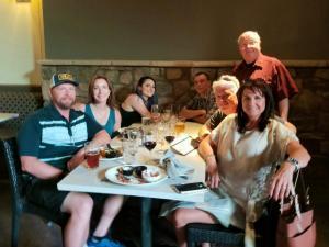 Brenda, Jeff, Cory, Britany, Michele, Rocky (3)