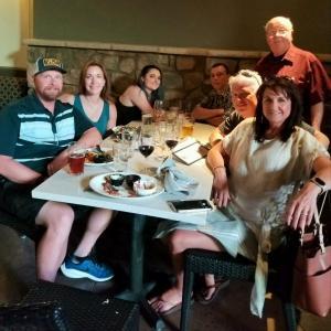 Brenda, Jeff, Cory, Britany, Michele, Rocky (5)