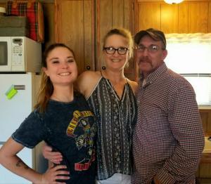 Eddie, Casie, Tailor