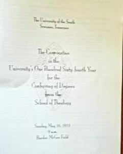 SOT graduation
