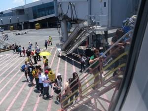Flight to Tacloban (1)