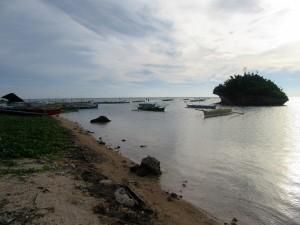 Sunrise beach Sabong village (13)