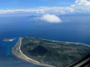 Island off Zamboanga