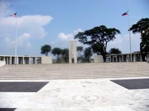 Manila cemetary