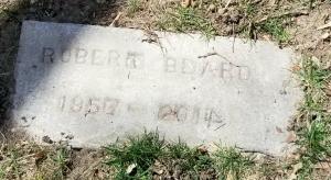 Robert Beards grave (1)