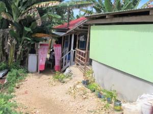Sabong village Auntie Dora (2)