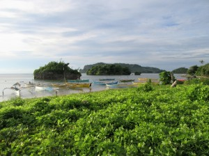 Sunrise beach Sabong village (8)
